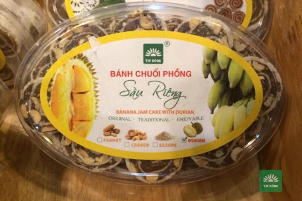 Bánh Tư Bông được chế biến theo quy trình tuân thủ an toàn vệ sinh thực phẩm